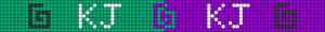 Alpha pattern #93839 variation #188200