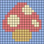 Alpha pattern #102638 variation #188457