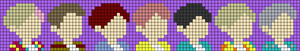 Alpha pattern #31202 variation #188749