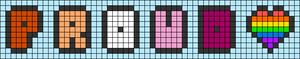 Alpha pattern #102803 variation #188752