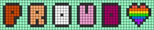 Alpha pattern #102803 variation #188923