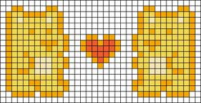 Alpha pattern #103002 variation #189027
