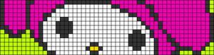 Alpha pattern #103106 variation #189174