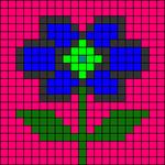 Alpha pattern #101858 variation #189214