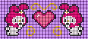 Alpha pattern #103136 variation #189275