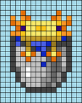 Alpha pattern #95421 variation #189381