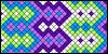 Normal pattern #10388 variation #189418
