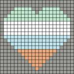 Alpha pattern #31111 variation #189448