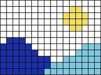 Alpha pattern #95152 variation #189460