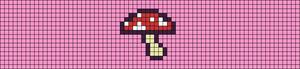 Alpha pattern #82593 variation #189461