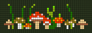 Alpha pattern #51972 variation #189548