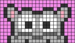 Alpha pattern #66319 variation #189691