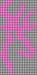 Alpha pattern #13573 variation #189811