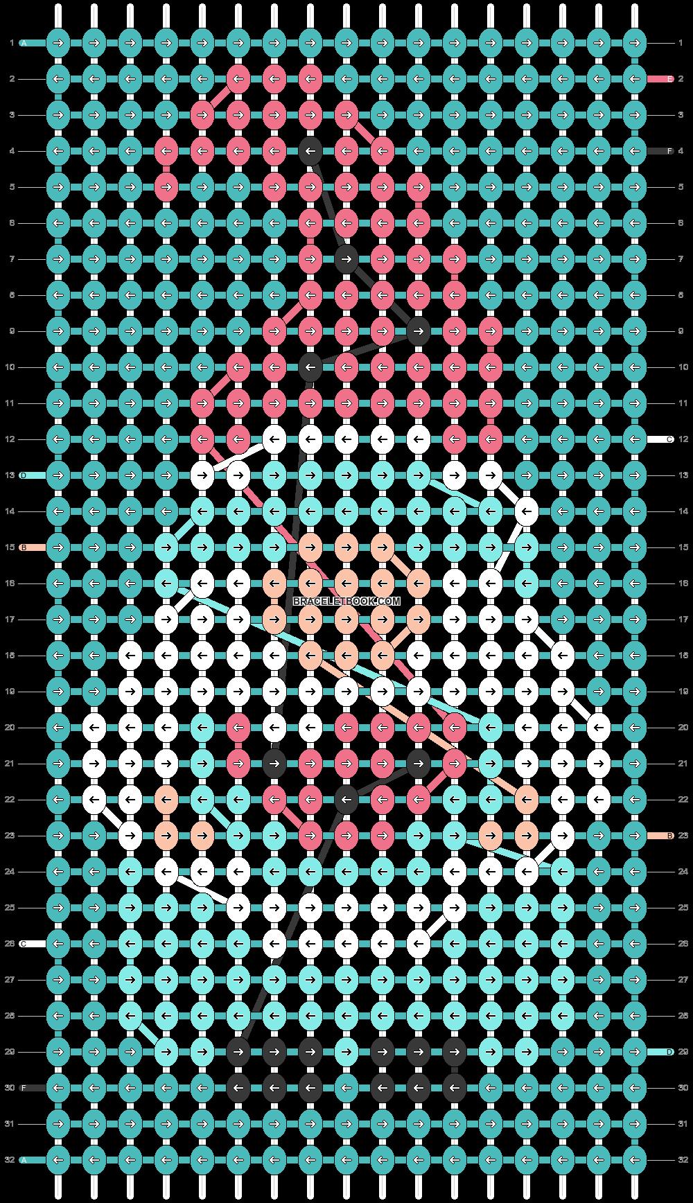 Alpha pattern #99021 variation #189866 pattern