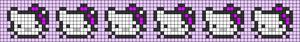 Alpha pattern #57426 variation #189949