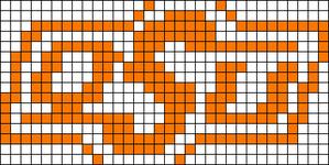Alpha pattern #864 variation #190022