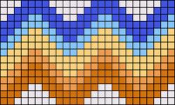 Alpha pattern #92753 variation #190408