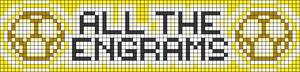 Alpha pattern #103486 variation #190426