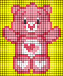 Alpha pattern #33381 variation #190559