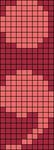 Alpha pattern #103771 variation #190691