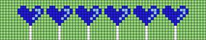 Alpha pattern #41909 variation #190753