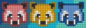 Alpha pattern #103934 variation #190865