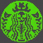 Alpha pattern #103863 variation #190888