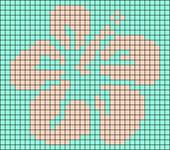 Alpha pattern #94395 variation #190946