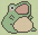 Alpha pattern #103955 variation #190987