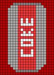 Alpha pattern #92685 variation #191076