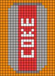 Alpha pattern #92685 variation #191077