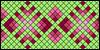 Normal pattern #65376 variation #191102