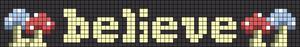 Alpha pattern #76042 variation #191244
