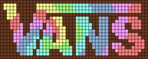 Alpha pattern #100124 variation #191298