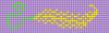 Alpha pattern #54737 variation #191401