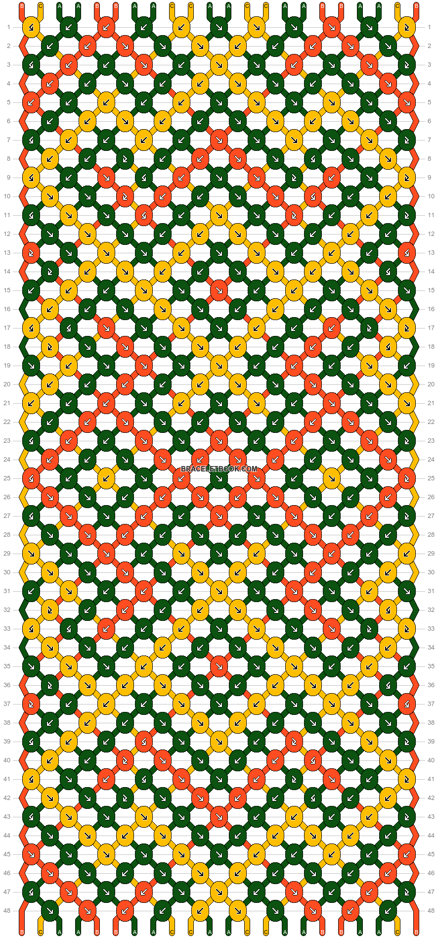 Normal pattern #72465 variation #191420 pattern