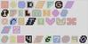 Alpha pattern #96864 variation #191649