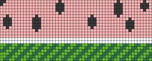 Alpha pattern #104345 variation #191788