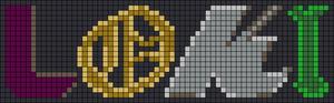 Alpha pattern #87581 variation #192094