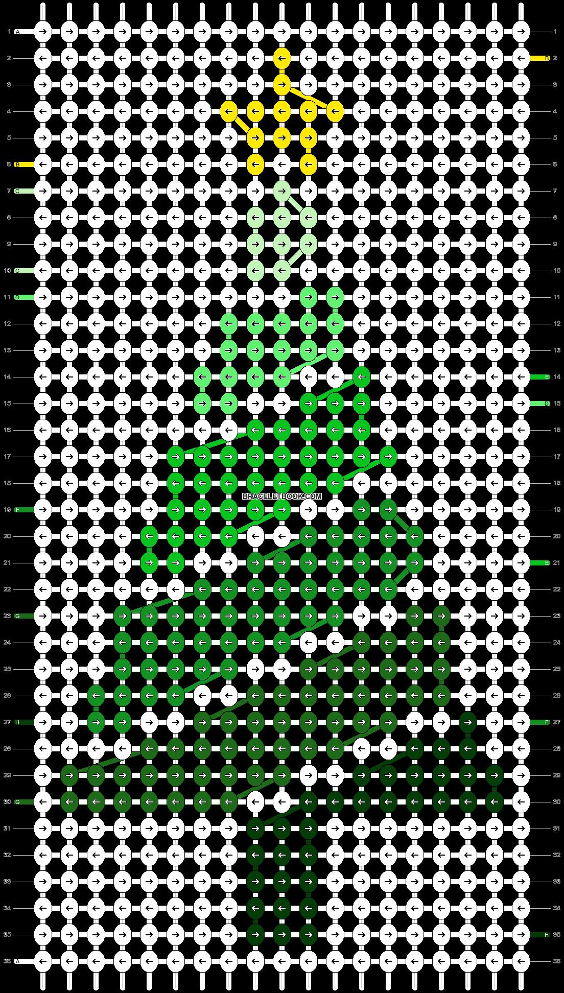 Alpha pattern #62901 variation #192105 pattern