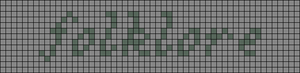 Alpha pattern #51238 variation #192106
