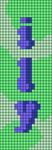 Alpha pattern #68389 variation #192127