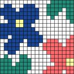 Alpha pattern #89433 variation #192128