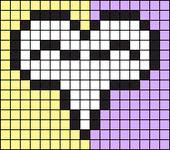 Alpha pattern #103510 variation #192139