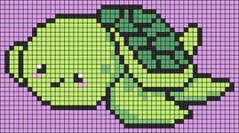 Alpha pattern #104185 variation #192233