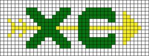 Alpha pattern #62585 variation #192557