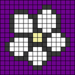 Alpha pattern #5166 variation #192579