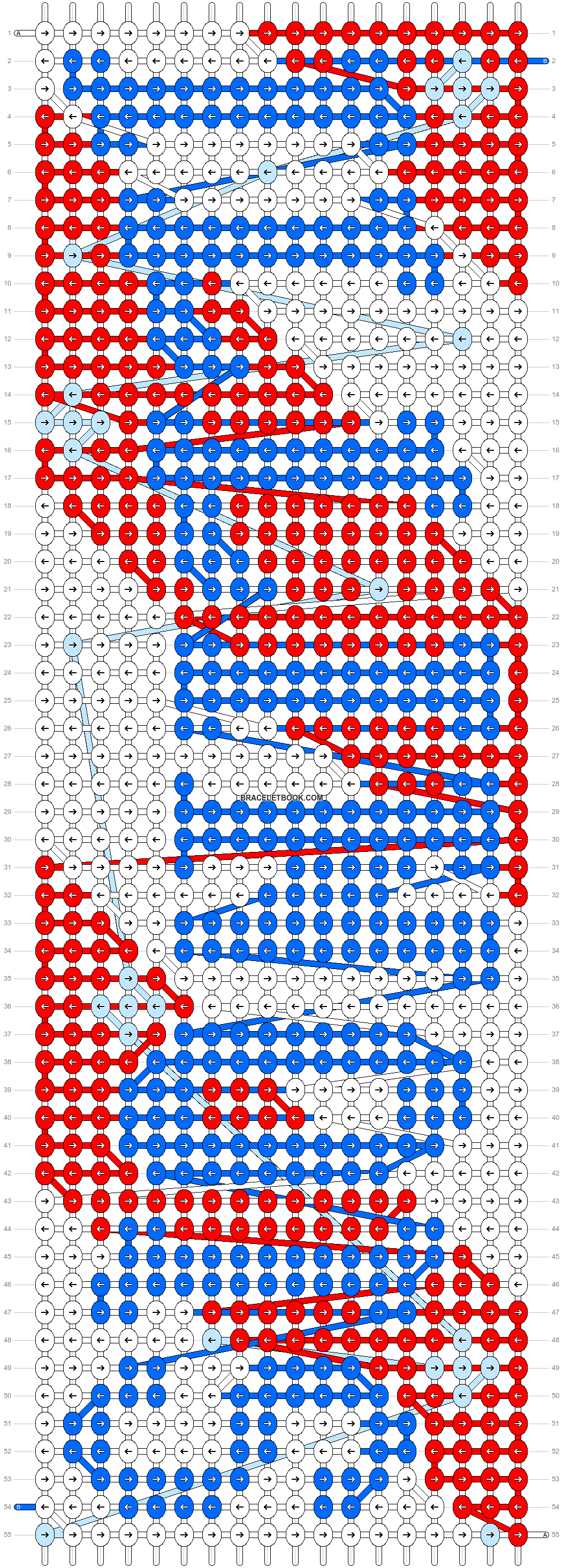 Alpha pattern #73312 variation #192679 pattern