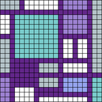 Alpha pattern #104835 variation #192714
