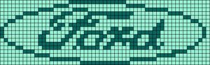 Alpha pattern #16292 variation #192882